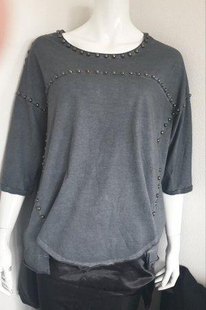 Aniston ,Shirt ,Tunika mit Nieten
