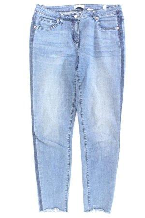 Aniston Jeans skinny blu-blu neon-blu scuro-azzurro Cotone