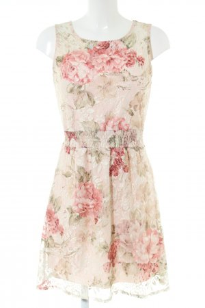 Aniston Lace Dress allover print elegant