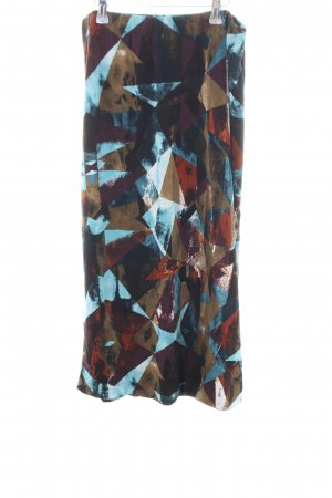 Aniston Stretch Skirt abstract pattern casual look