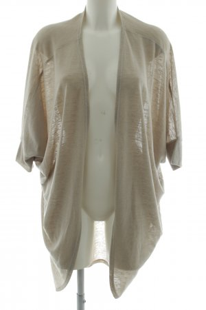 Aniston Knitted Cardigan natural white flecked casual look