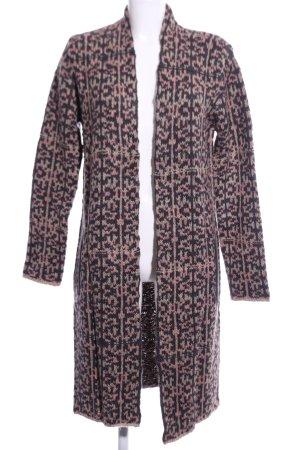 Aniston Manteau en tricot imprimé allover style décontracté