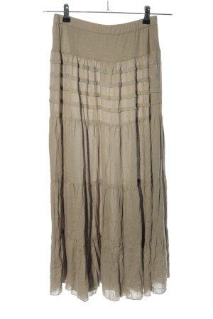 Aniston Warstwowa spódnica w kolorze białej wełny W stylu casual