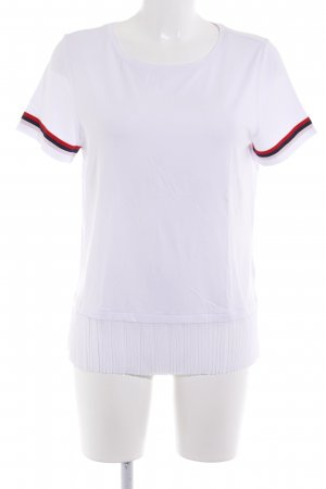 Aniston T-Shirt white street-fashion look