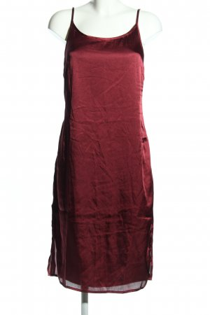 Aniston Pinafore dress red casual look