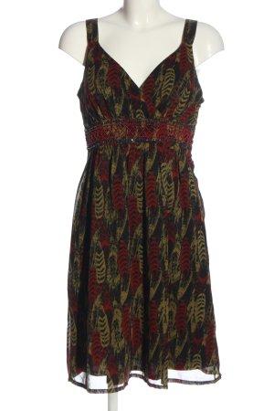 Aniston Trägerkleid grafisches Muster Casual-Look