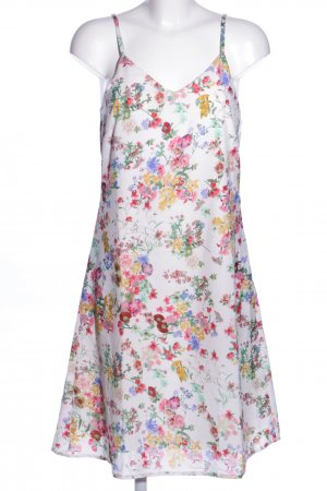 Aniston Pinafore dress allover print elegant