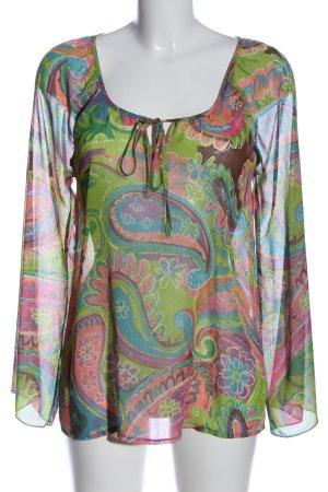 Aniston Transparentna bluzka Na całej powierzchni W stylu casual