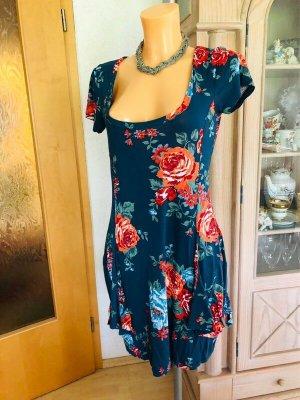 Aniston Jersey Dress multicolored