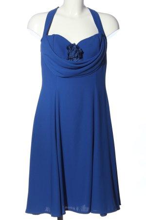 Anita Mini Dress blue casual look