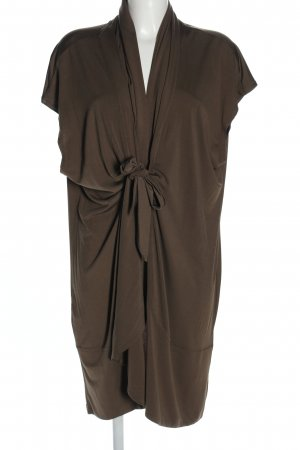 Anita Shirt Jacket brown casual look