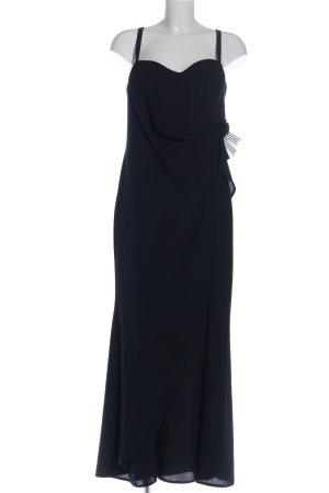 Anita Pinafore dress black elegant