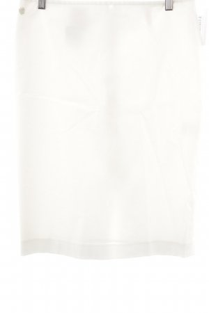 Anja Gockel Pencil Skirt natural white elegant