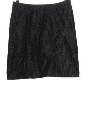Anja Gockel Flared Skirt black casual look