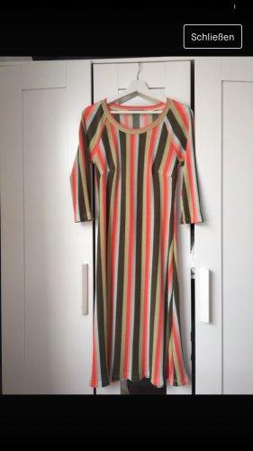 Anja Gockel A Line Dress multicolored