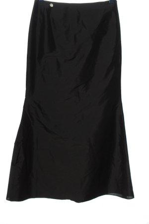 Anja Gockel Maxi Skirt black business style
