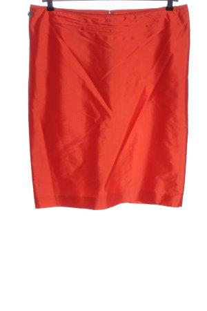 Anja Gockel Midi Skirt red casual look