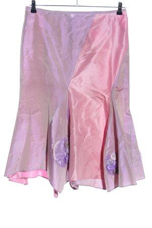 Anja Gockel Midirock pink-lila Elegant