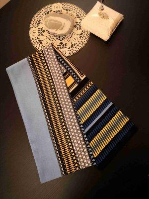 ANKE Accessoires Art Jedwabny szal Wielokolorowy