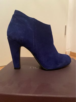Akira Ankle Boots blue
