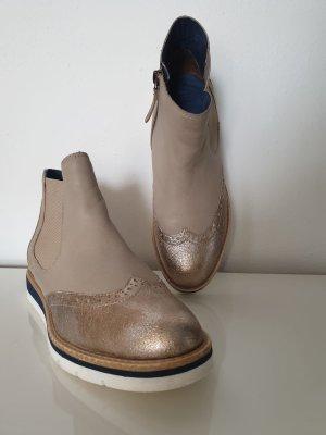 ankle boot, echt leder, tamaris,  36