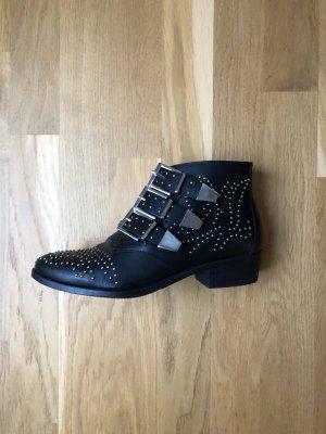 Bronx Low boot noir