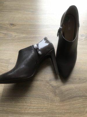 Ankle boots aus Leder Geox