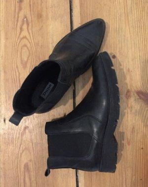 Ankle Boots Dune Echtleder 41