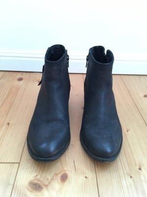 Ankle Boots Echtleder