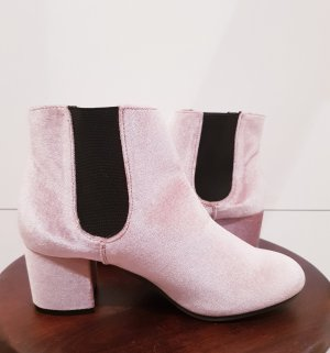 Tally Weijl Low boot rose clair