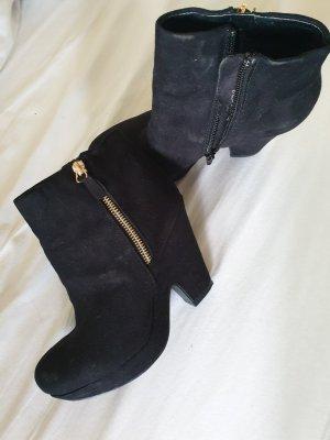 Graceland Botas de tobillo negro