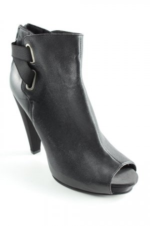 Ankle Boots schwarz Elegant