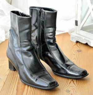 Ankle BOOTS Stiefelette - mit Zipp - Gr 36