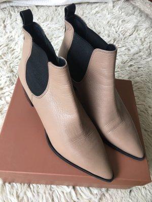 Ankle boots Stiefeletten Leder