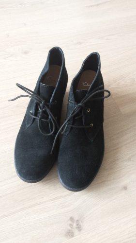 Ankle boots von Clarks Gr 7 schwarz