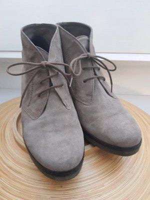 Ankle Boots von Gabor Gr. 6 taupe