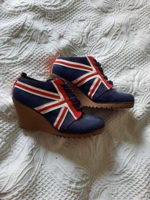 Ankle Boots/Wedges von Graceland/Deichmann 39