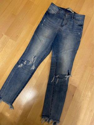 Denim Co. Jeans 7/8 bleu