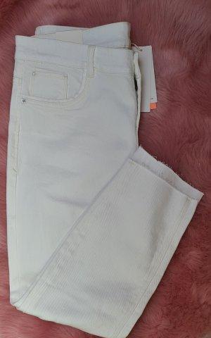 Ankle Jeans - weiß - Größe 31/30 - neu - Tom Tailor