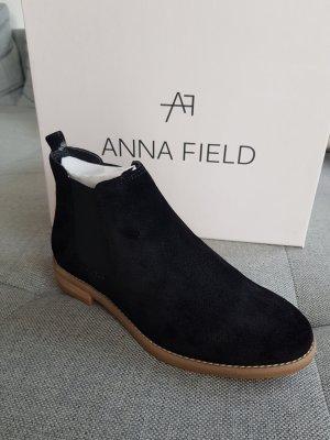 Anna Field Low boot noir