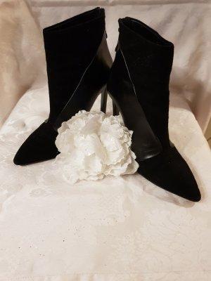 Ankleboots, schwarz