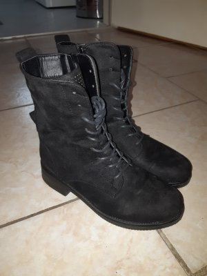 Ankleboots schwarz