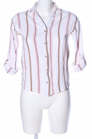 anko Short Sleeve Shirt striped pattern business style