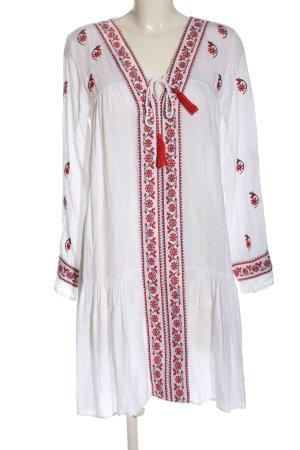 Anmol A-lijn jurk veelkleurig elegant