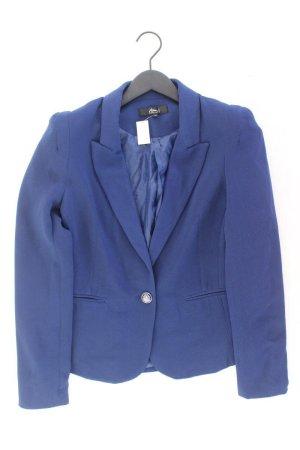 Ann Christine Blazer Größe 40 blau aus Polyester