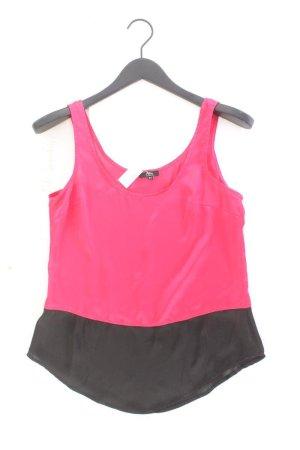 Ann Christine Camicetta a blusa rosa chiaro-rosa-rosa-fucsia neon