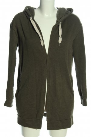 Ann Christine Cardigan marrone stile casual
