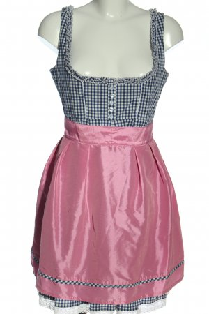 Ann Christine Dirndl check pattern classic style