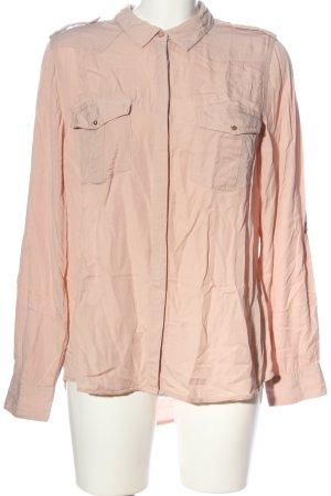 Ann Christine Hemd-Bluse pink Casual-Look