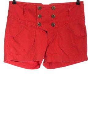 Ann Christine High-Waist-Shorts